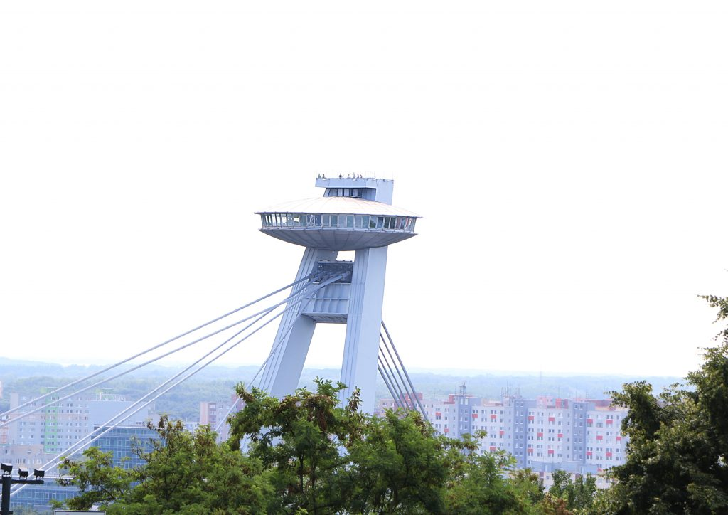 Travel: Bratislava + Outfit