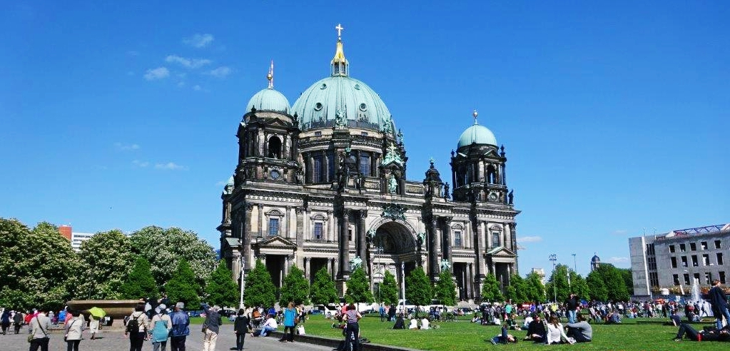 Travel: Berlin City Girl