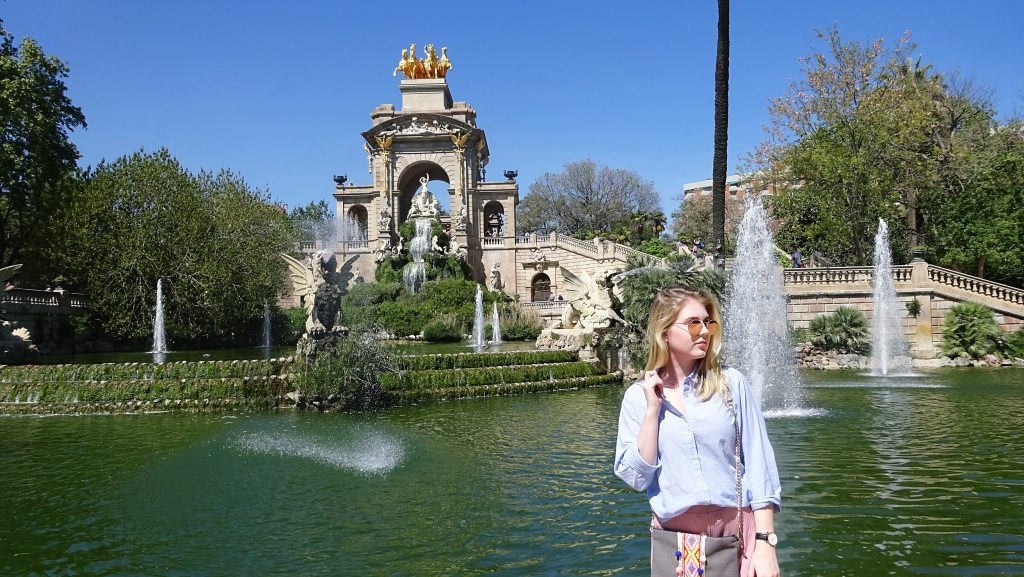 Outfit: Spring in Barcelona
