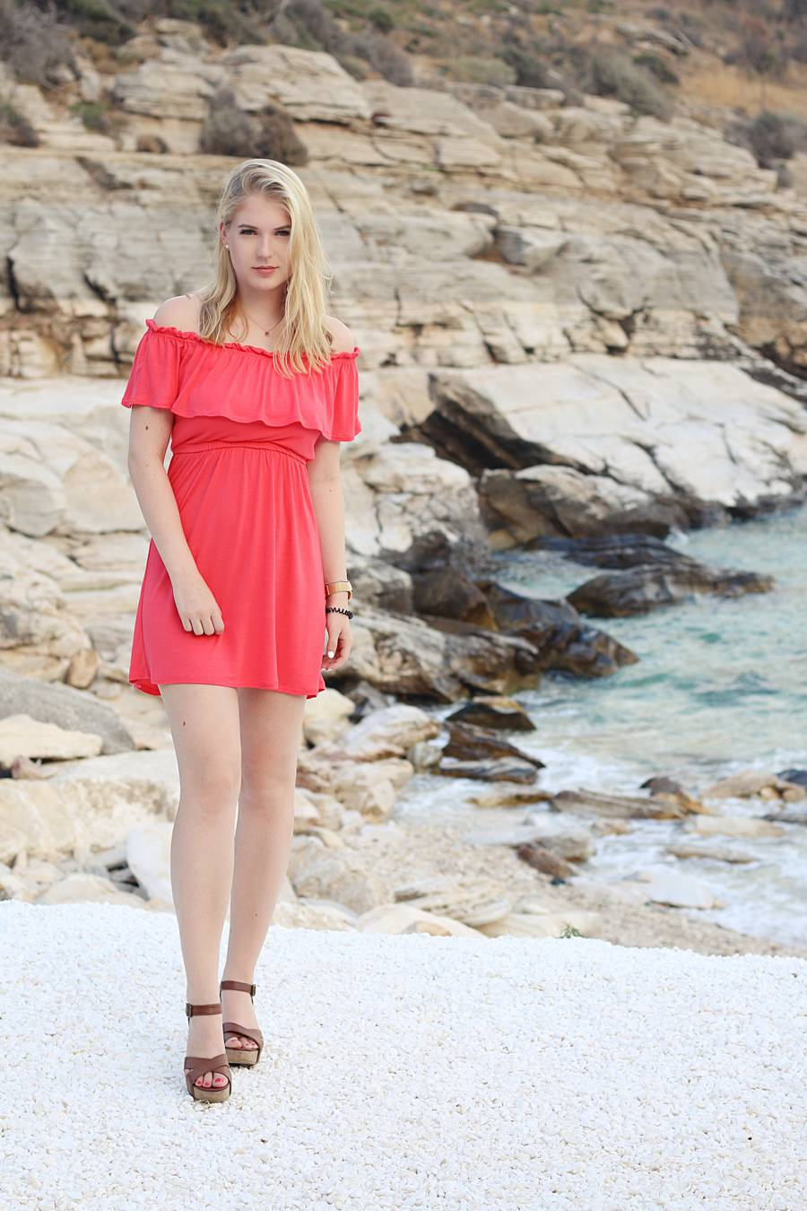 oliviasly_outfit_summer_dress_off_shoulder_griechenland_how_to1