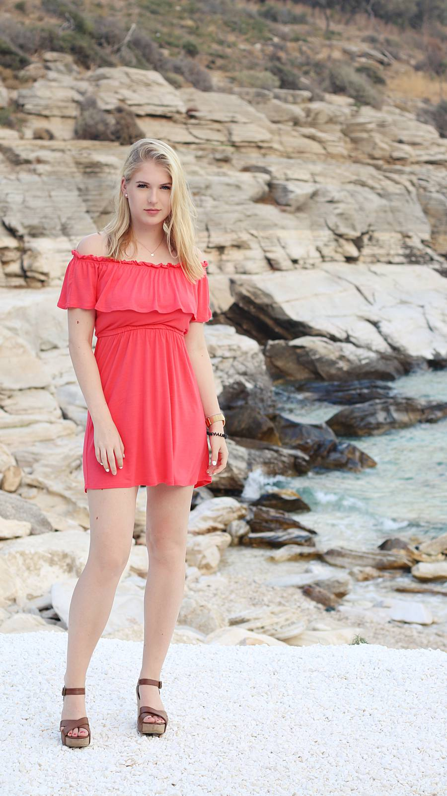 oliviasly_outfit_summer_dress_off_shoulder_griechenland_how_to5