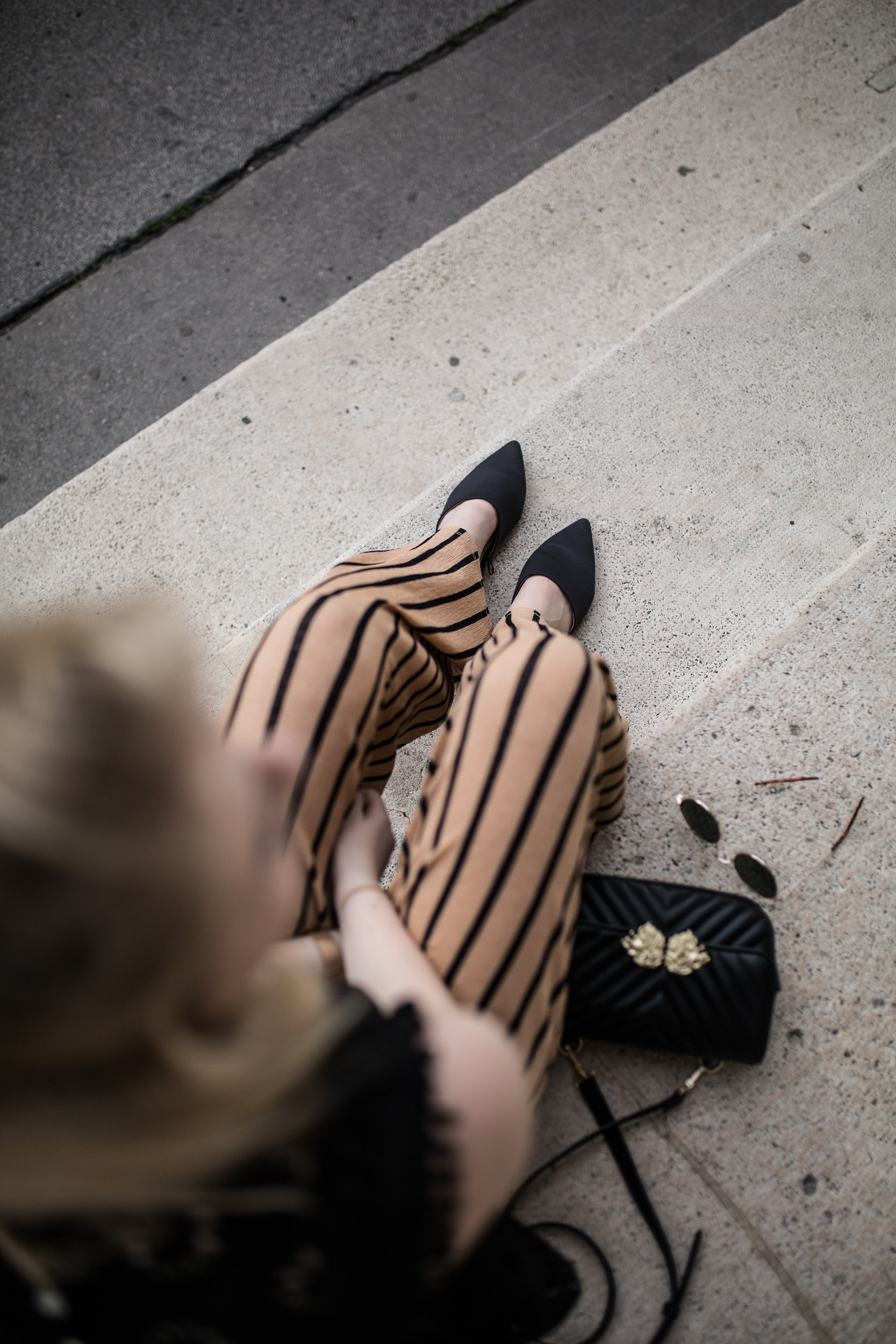 Blog Your Style: Palazzo Hosen